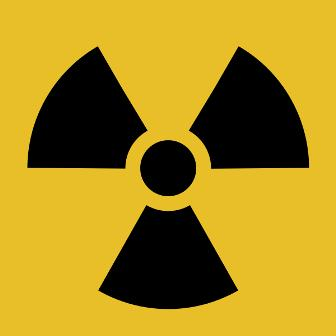 International radiation symbol