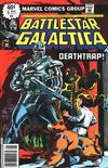 Battlestar Galactica #3 (Marvel Comics)