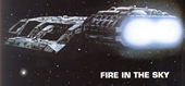 Battlestar Galactica: Fire in the Sky