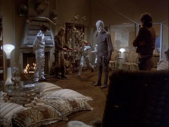 Battlestar galactica greetings from earth part 2 fowler living room m4hsunfo