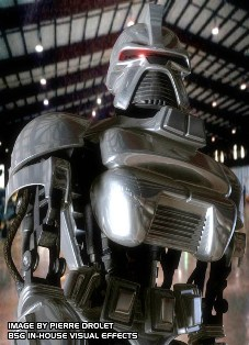 CGI centurion from BSG2000